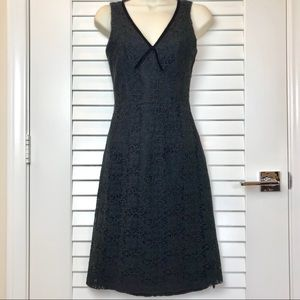 Beth Bowley Sz.2 Black Lace Dress